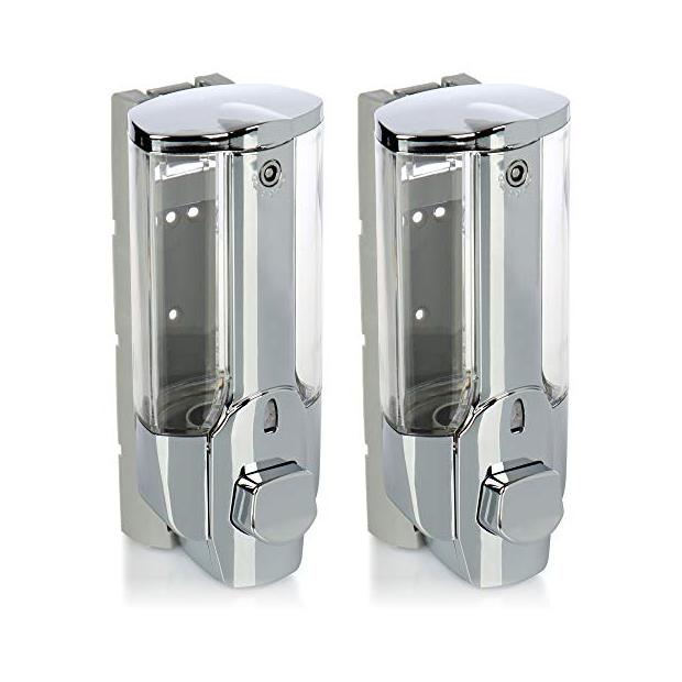 Dispensadores de gel para ducha