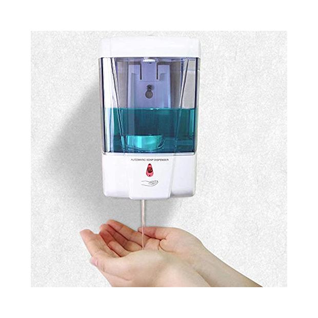 Dispensadores de jabon de manos automatico