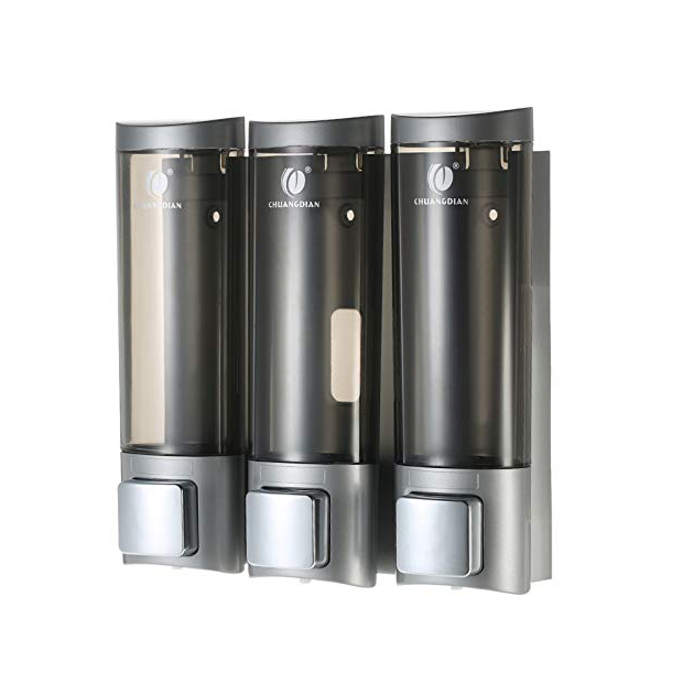 Dispensadores de jabon gel para ducha