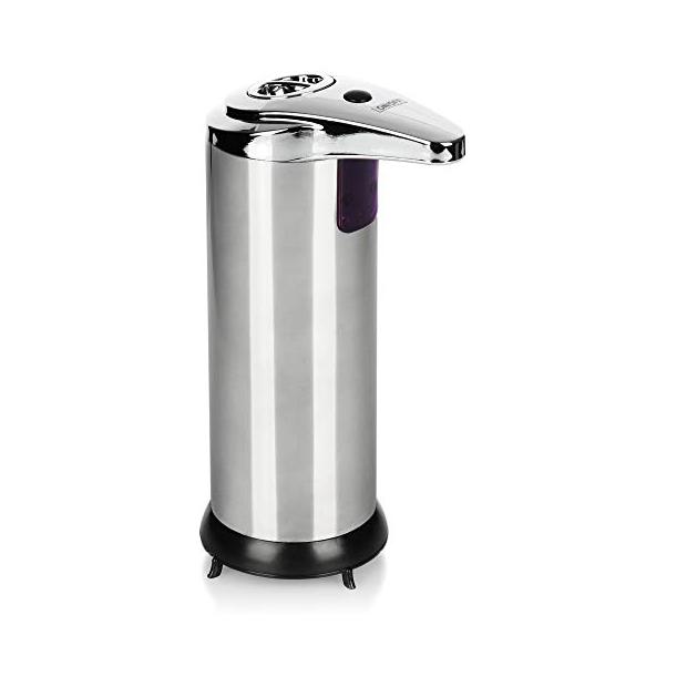 Dispensadores de jabon liquido con sensor
