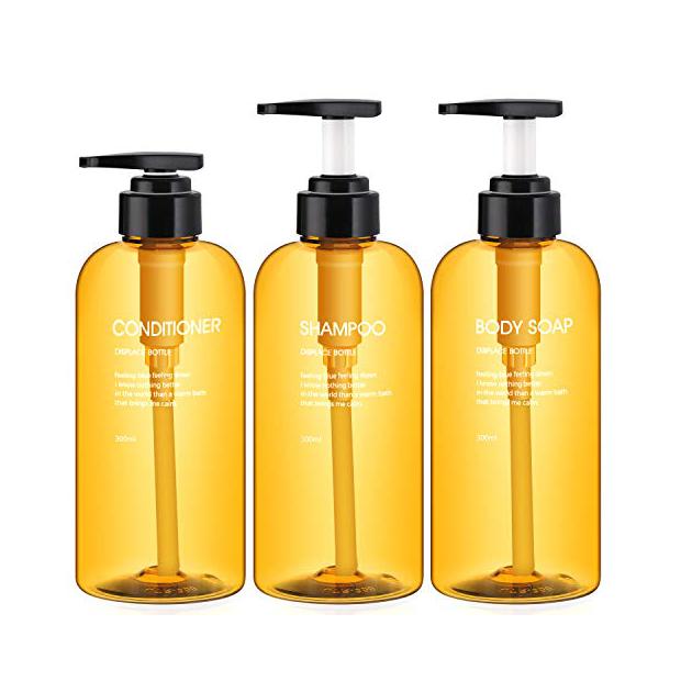 Dispensadores de jabon y shampoo