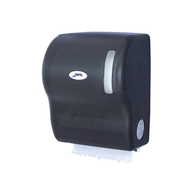 Dispensadores de papel mecha autocortante