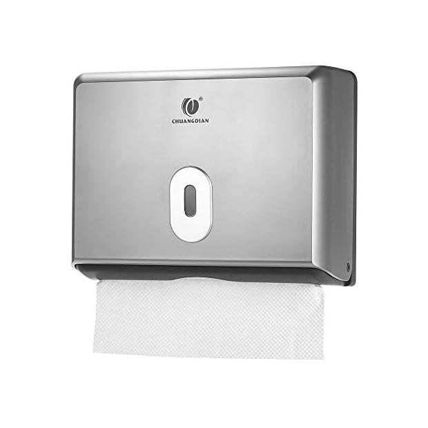 Dispensadores de papel secamanos automatico