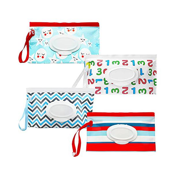 Dispensadores de toallitas para bebe