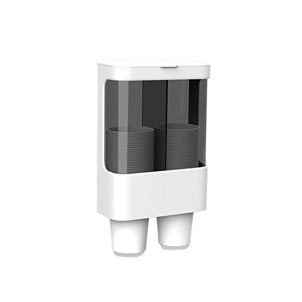 Dispensadores de vasos desechables de plastico