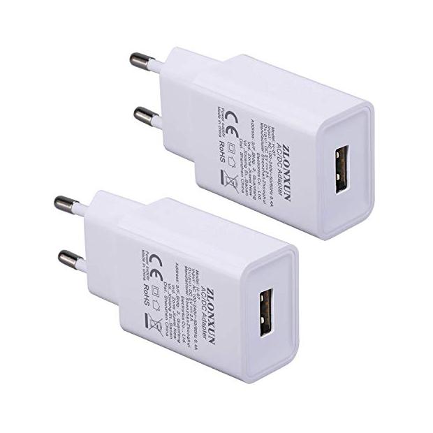 Enchufes USB 2a