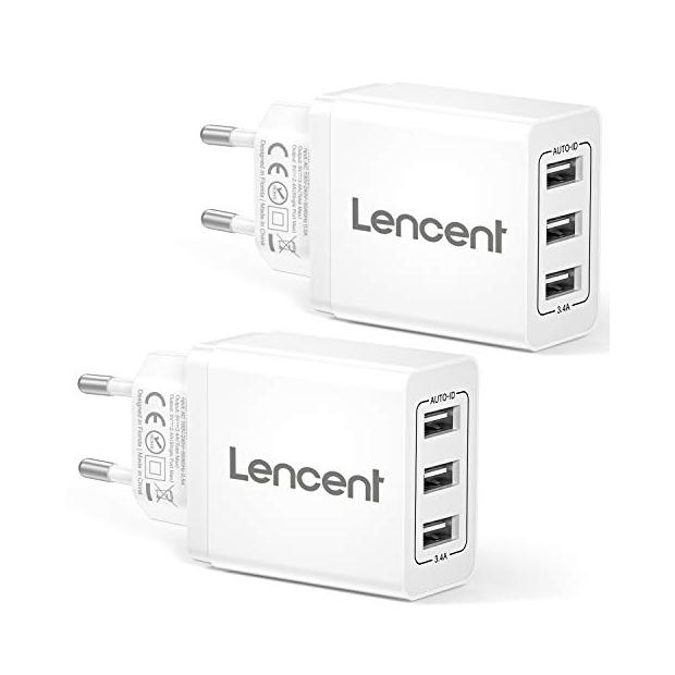 Enchufes USB 3a