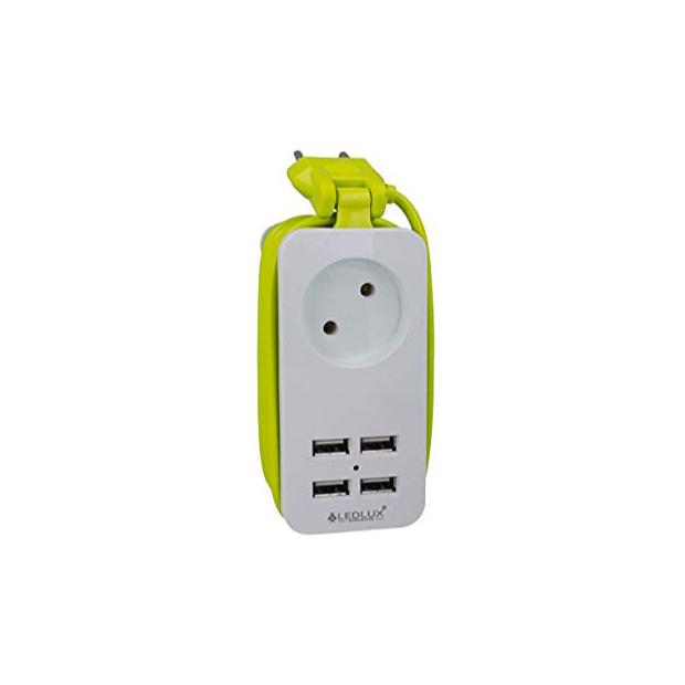 Enchufes USB fino