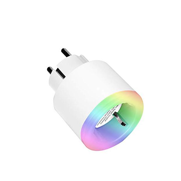Enchufes inteligentes RGB