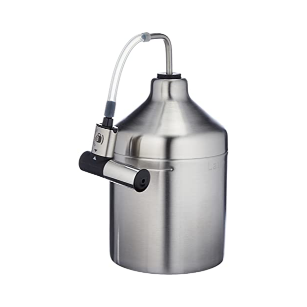 Espumadores de leche a vapor