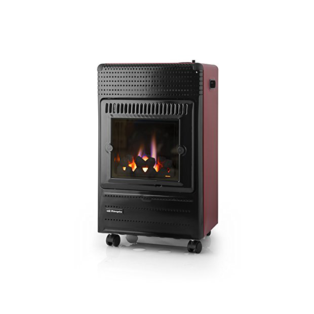 Estufas de gas con termostato