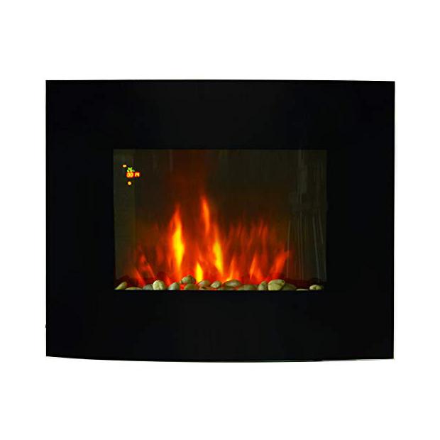 Estufas eléctricas con efecto llama