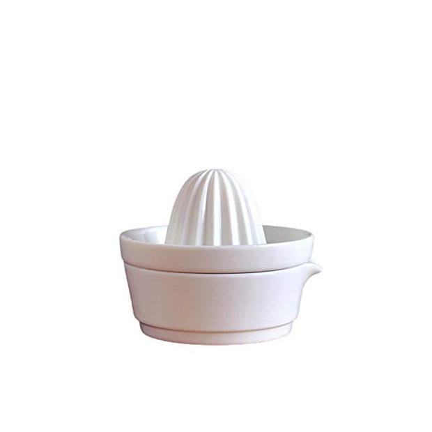 Exprimidores manuales de ceramica