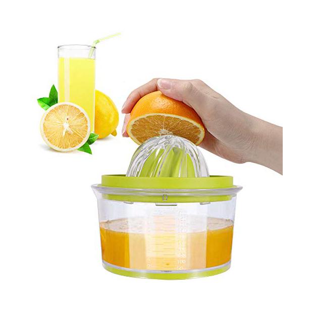Exprimidores manuales de naranjas