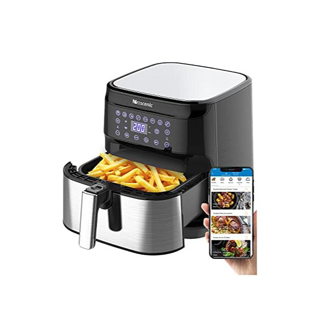 Freidoras sin aceite compatibles con Alexa