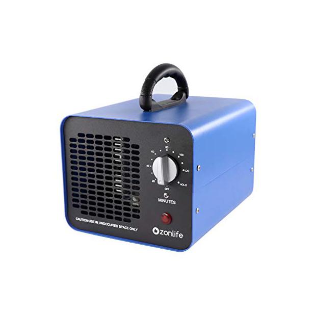 Generador de ozono Ozonlife
