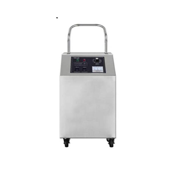 Generadores de ozono Interbox