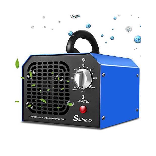 Generadores de ozono profesionales