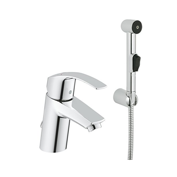 Grifos de lavabo con ducha