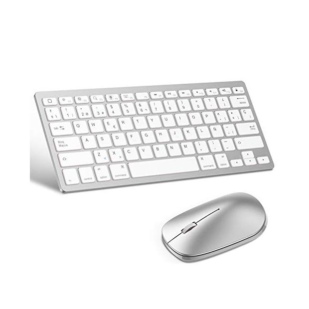 Kits de teclado y ratón bluetooth