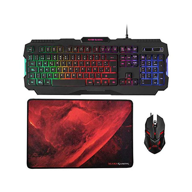 Kits de teclado y ratón gaming inalámbrico