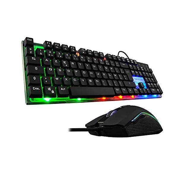 Kits de teclado y ratón gaming para PS4