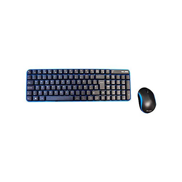 Kits de teclado y ratón inalámbrico sin pilas