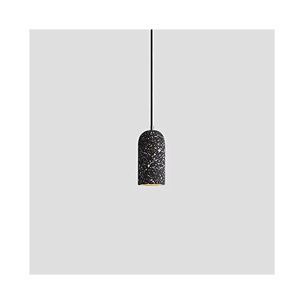 Lámparas de cemento