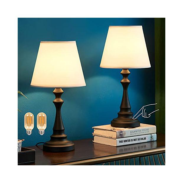 Lámparas de mesa clásica