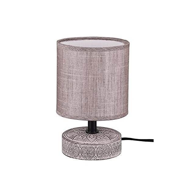 Lámparas de mesa con base cerámica