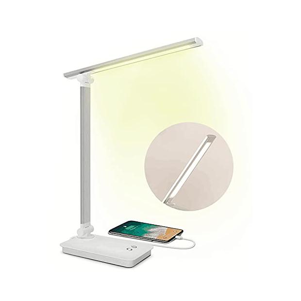 Lámparas de mesa con batería recargable