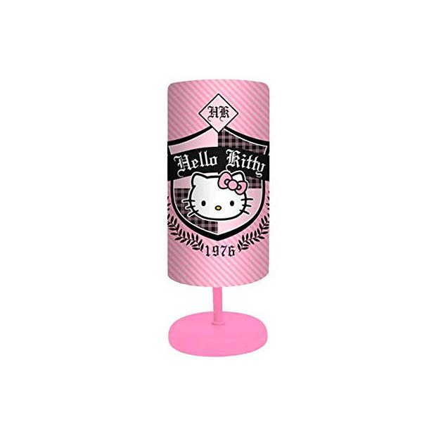 Lámparas de mesa de hello kitty