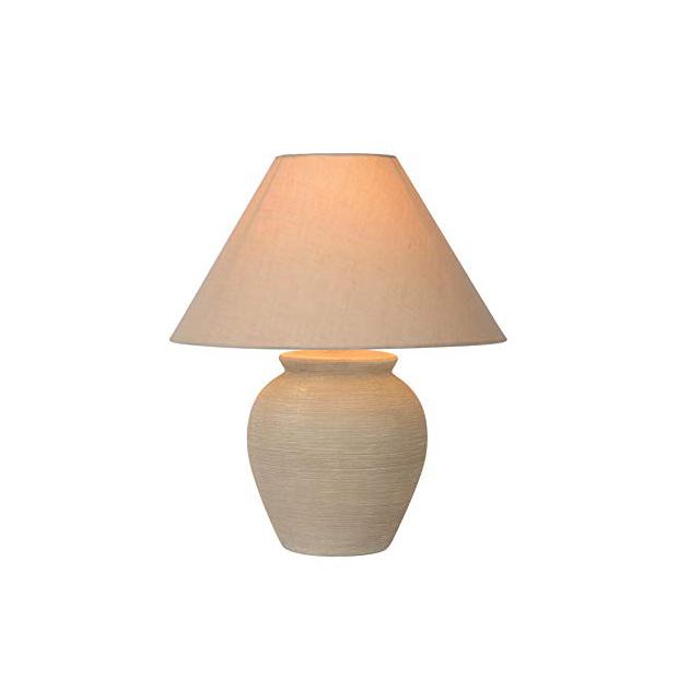 Lámparas de mesa de porcelana