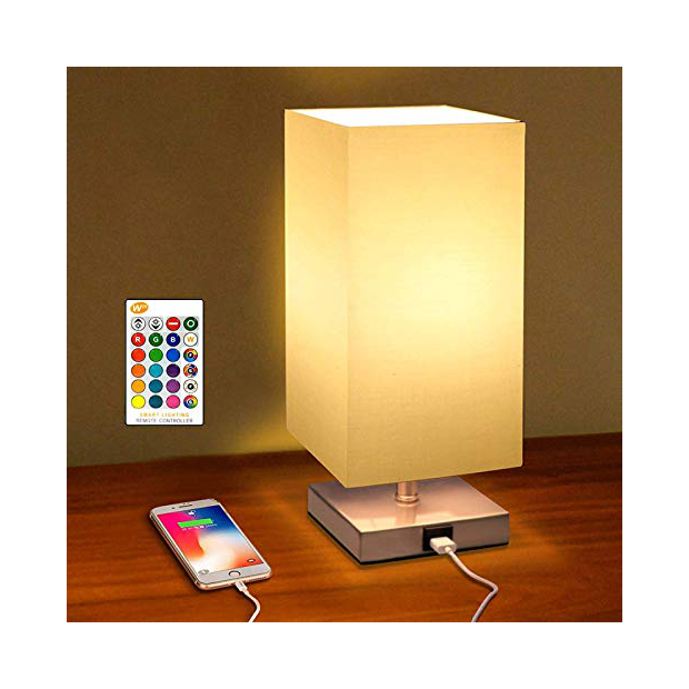 Lámparas de mesa elegante
