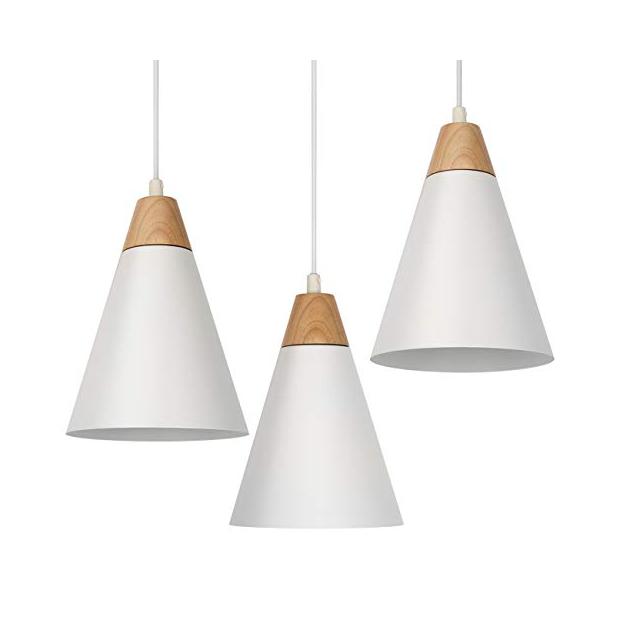 Lámparas de mesa estilo escandinavo