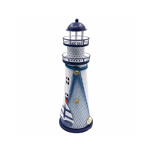 Lámparas de mesa estilo marinero