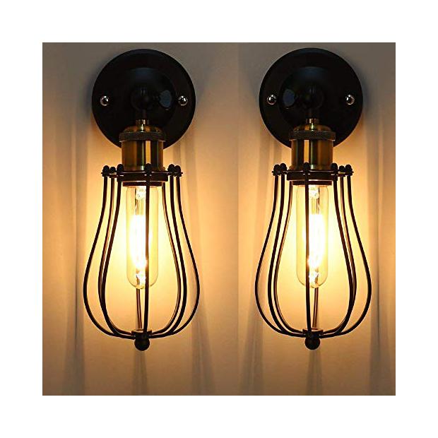 Lámparas de mesa estilo rústicos
