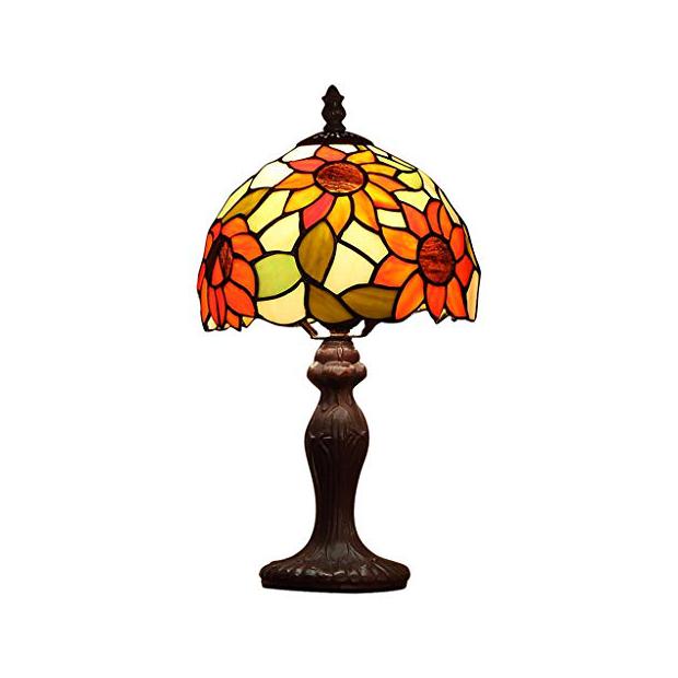 Lámparas de mesa estilo tiffany