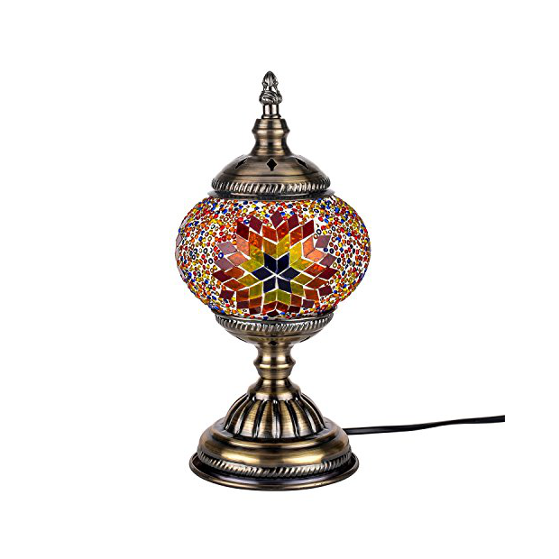 Lámparas de mesa india