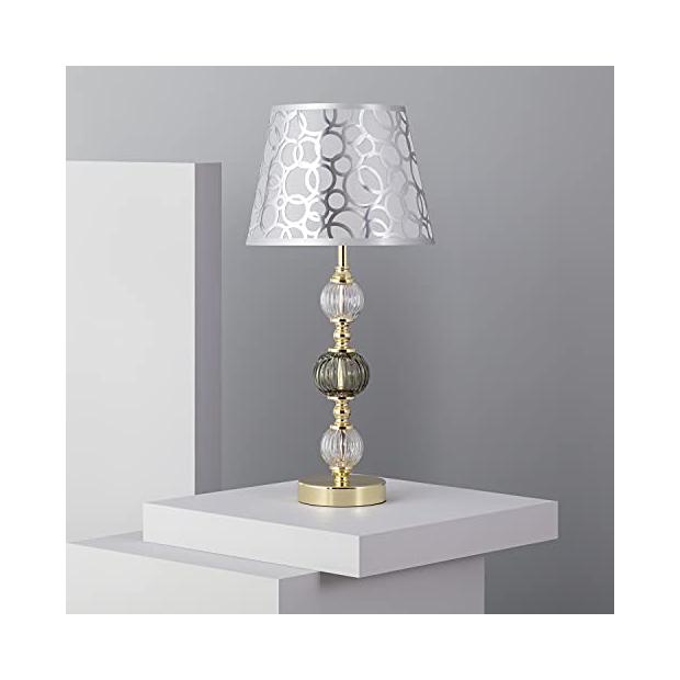 Lámparas de mesa metálica