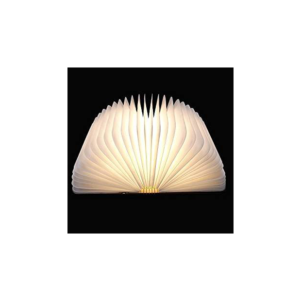 Lámparas de mesa papel