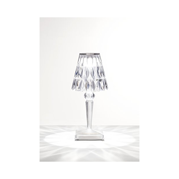 Lámparas de mesa transparente