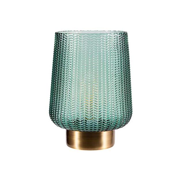 Lámparas de mesa turquesa