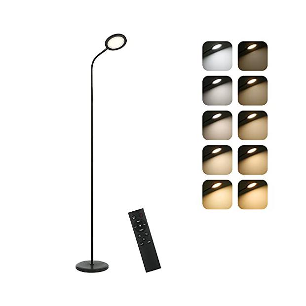 Lámparas de pie industriales