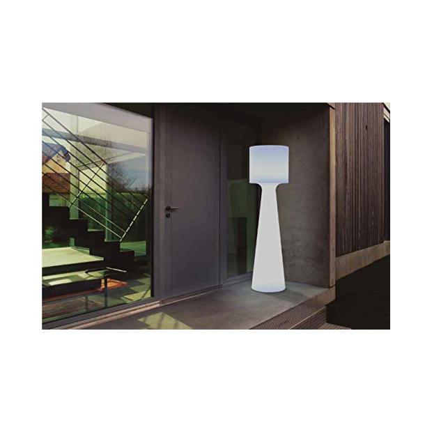Lámparas de pie para exterior