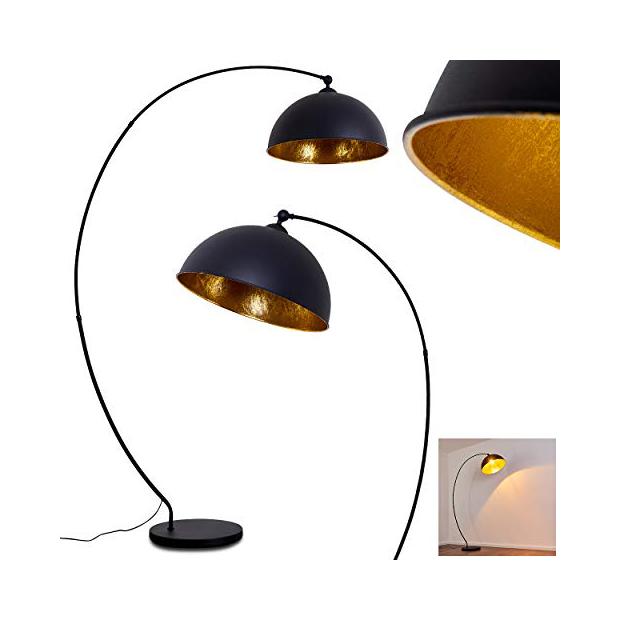 Lámparas de pie para salón vintage