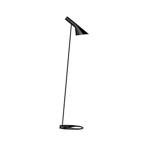 Lámparas de pie sencillas