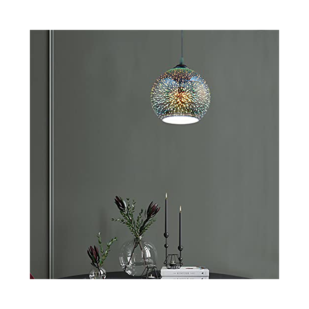 Lámparas de techo 3d