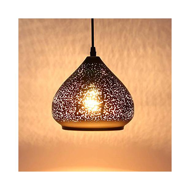 Lámparas de techo con estilo étnico