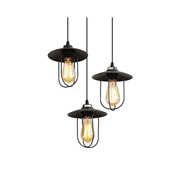 Lámparas de techo con estilo nórdico